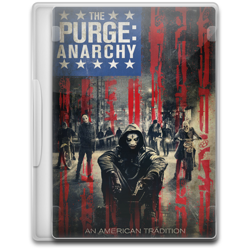 The Purge Anarchy Icon Movie Mega Pack Iconset