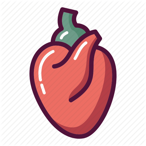 Anatomy, Blood System, Body, Cardiology, Heart, Muscle, Organ Icon