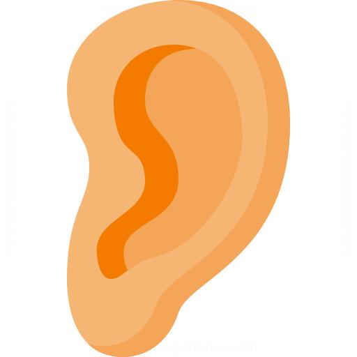 Iconexperience G Collection Ear Icon