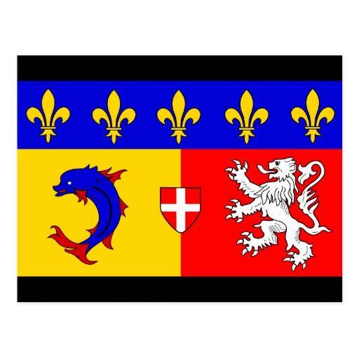 Flag Of Alpes Postcard Flag Postcards Flag
