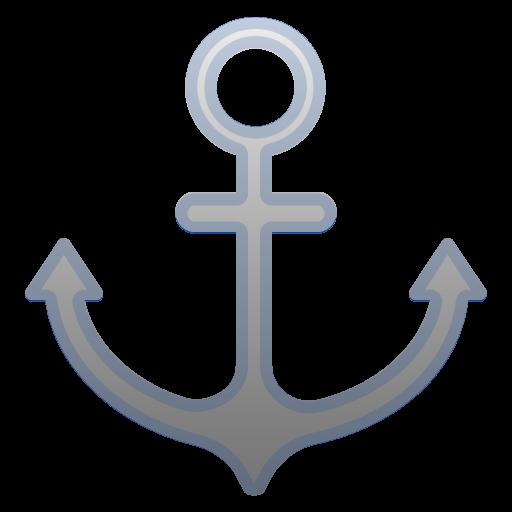 Anchor Icon Noto Emoji Travel Places Iconset Google