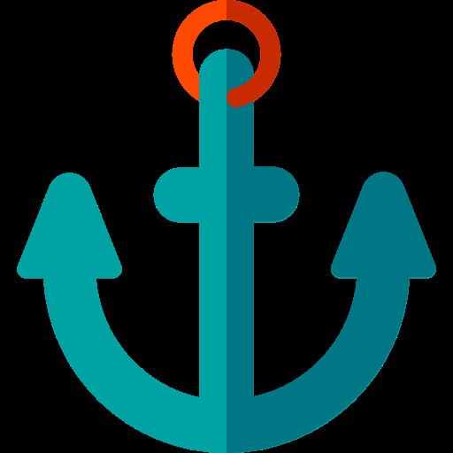Anchors, Sail, Navy, Tattoo, Tools And Utensils, Anchor, Sailing Icon