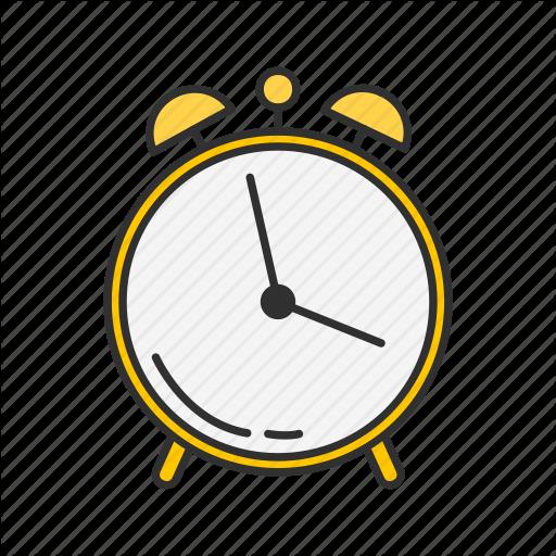 Alarm, Alarm Clock, Analog Clock, Clock Icon