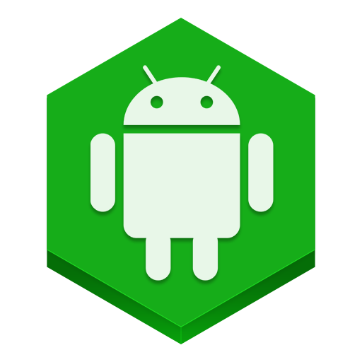 Android App Icon Green Robot