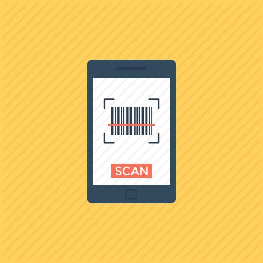 Android App, Barcode Reader, Laser Scanner, Quick Scan, Scan