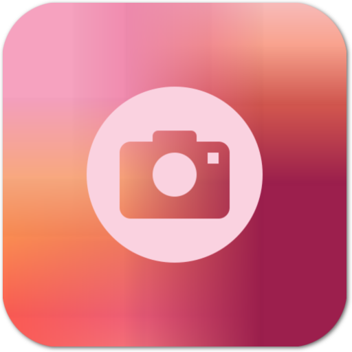 Peach Iphone Camera App Icon Icons, Icon Icons App Icon, App