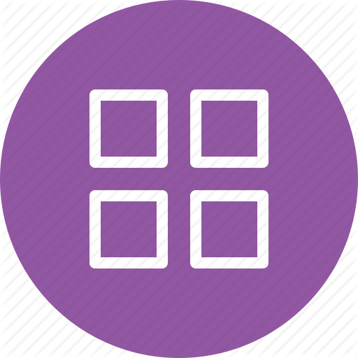 Android, App, Application, Grid, Menu, View Icon