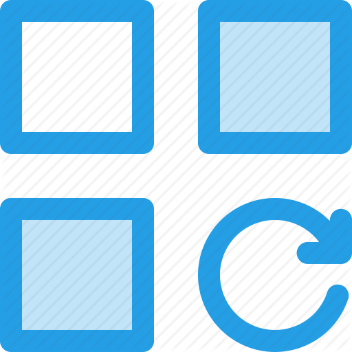 Android, App, Application, Interface, Refresh, Reload Icon