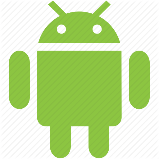 Android, Application, Mobile, Phone, Robot, Telephone Icon