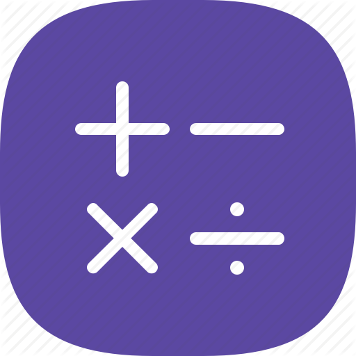 Android, Calculator, Count, Flat Color, Ios, Iphone, Simple Icon