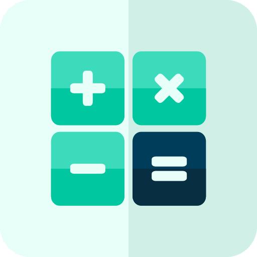 Calculator, Math, Operation Icon