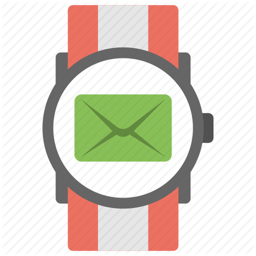 Android Wear App, Mail Inbox, Smartwatch, Smartwatch Email App