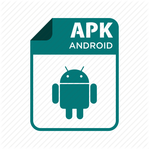 Android, Apk, File, Types Icon
