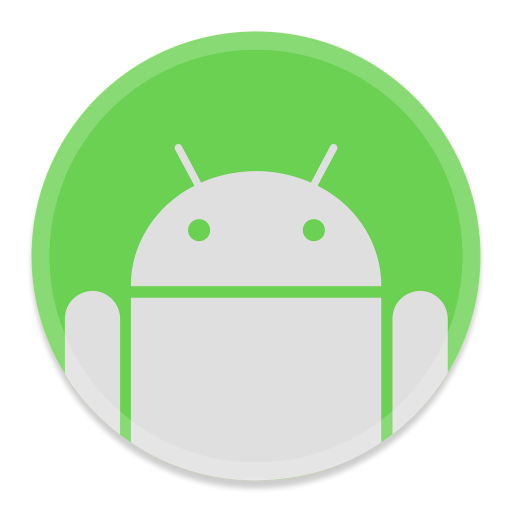 Android, File, Transfer Icon Free Of Button Ui App Pack One Icons