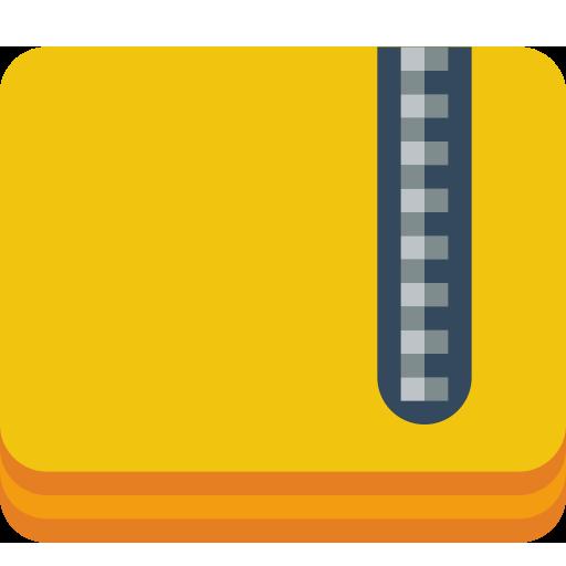 Zip Icon Iconshow