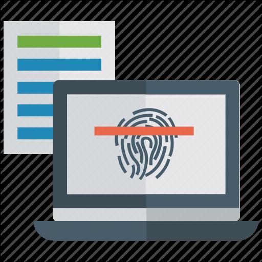 Biometry, Dactylography, Fingerprint Identification, Fingerprint