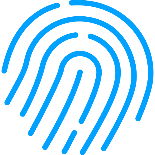 Ic Fingerprint Icon With Png And Vector Format For Free Unlimited