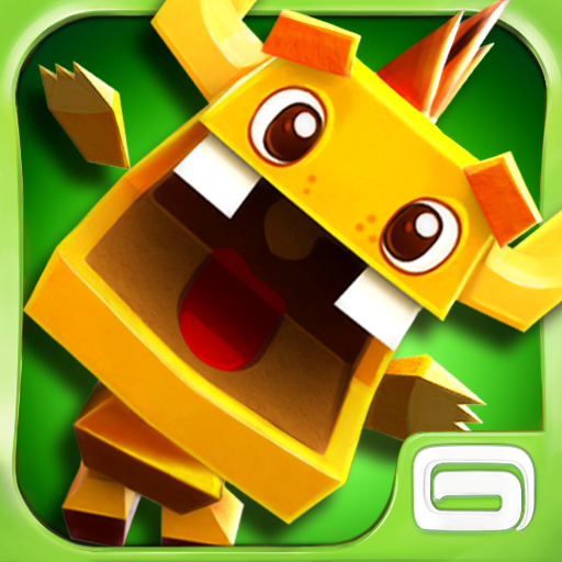 Monster Game Icons Mobile App Icon, Free,roid Games