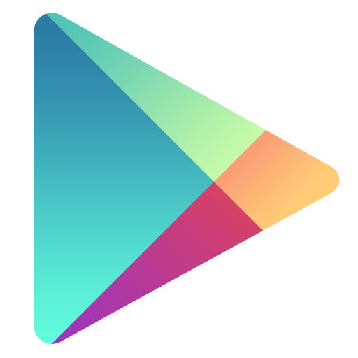 Google Play Icon Logo