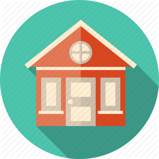 Home Icon Flat Images