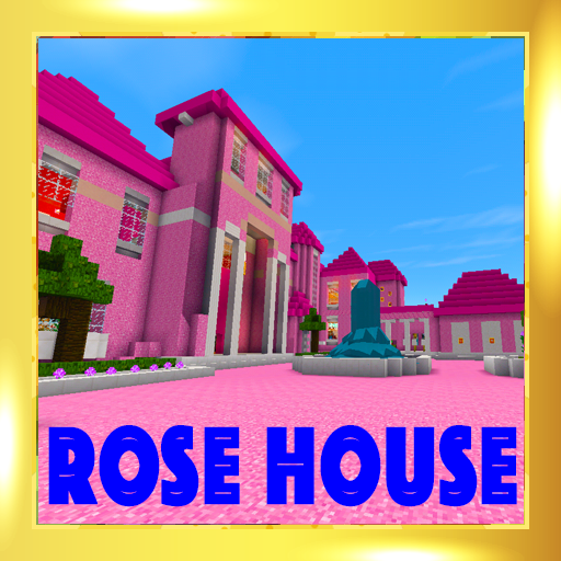 Pink House Of Princess Map For Mcpe Apk Android