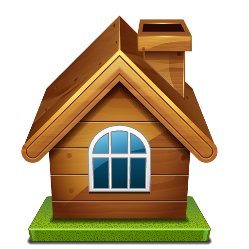 House Icon Png Vector, Clipart