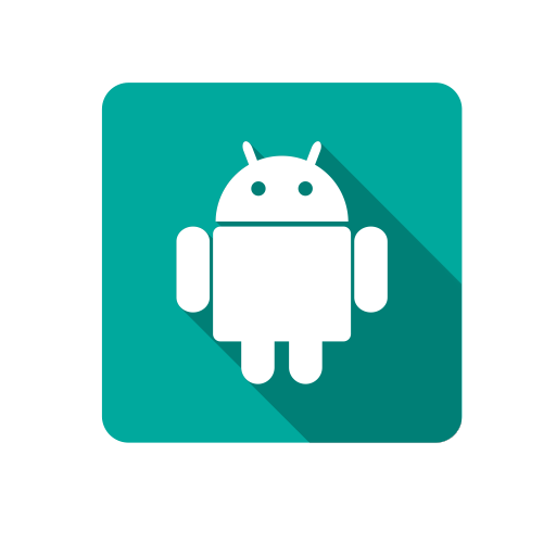 Robot, Social, Android Icon