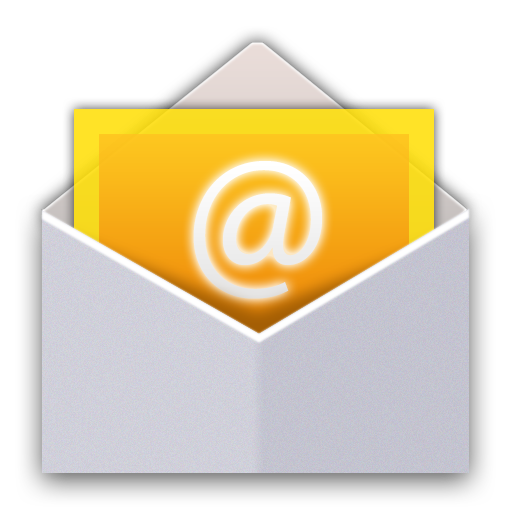 Android, Mail, R Icon