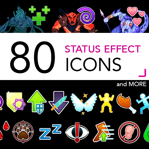Release Status Effect Icons