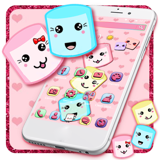 Fluffy Cotton Marshmallow Theme Appstore For Android