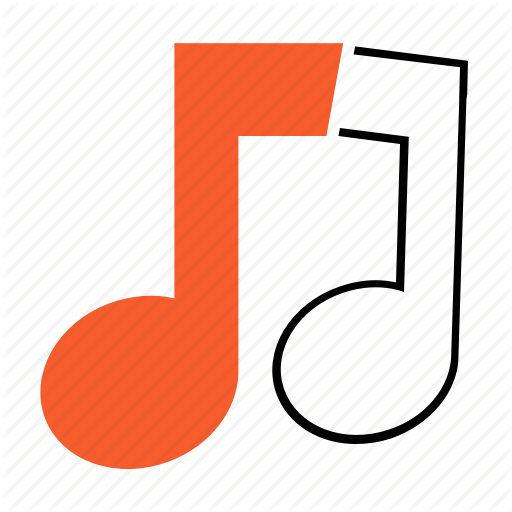 Android, App, Music, Note, Phone, Smartphone, Song, System Icon