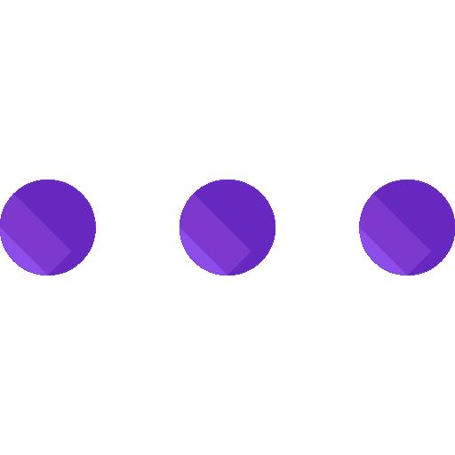 Three Dots, Options, Interface, Setup, Menu, Dot, Settings Icon