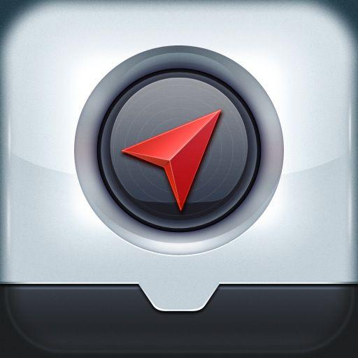Ios Icon Localscope Ios Icons Ios App Icon, App
