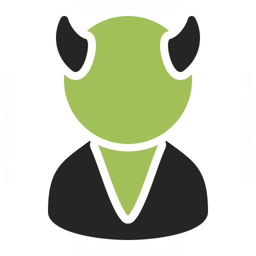 Devil Icon Iconexperience