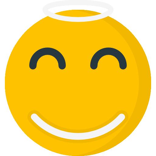 Angel Icon Emoticons Pixel Perfect