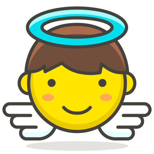 Baby, Angel Icon Free Of Free Vector Emoji