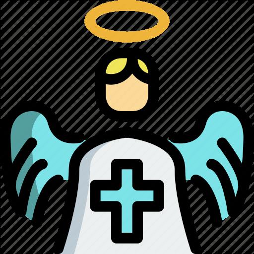 Angel, Christmas, God Icon