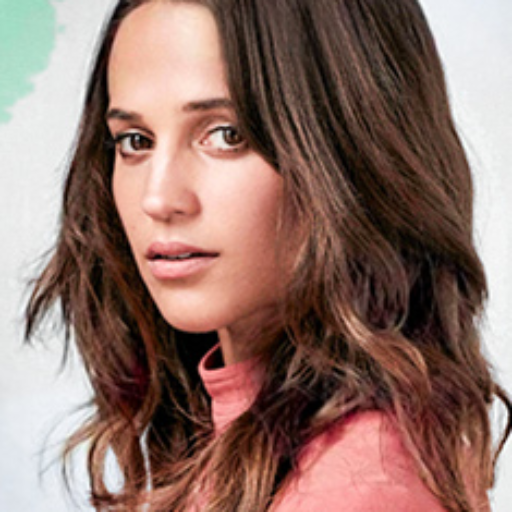 Alicia Vikander Network