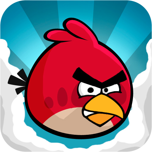 Printable Angry Bird Iphone Icons Images