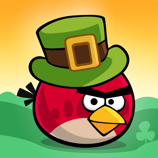 Angry Birds Seasons App Icon Images