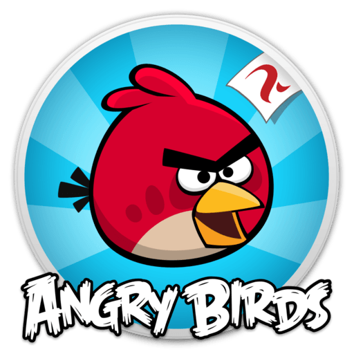 Angry Birds Macos Icon Gallery