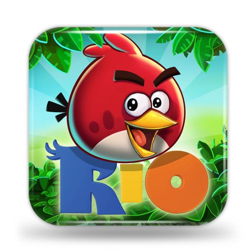 Angry Birds App Logo Png Images