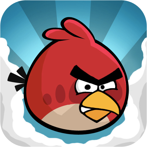 Angry Birds Ios Icon Custom Skin