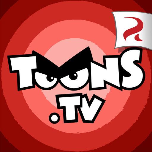 Toonstv Angry Birds Video App