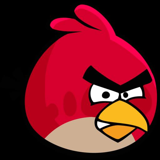 Angry Bird Icon Angry Birds Iconset Femfoyou