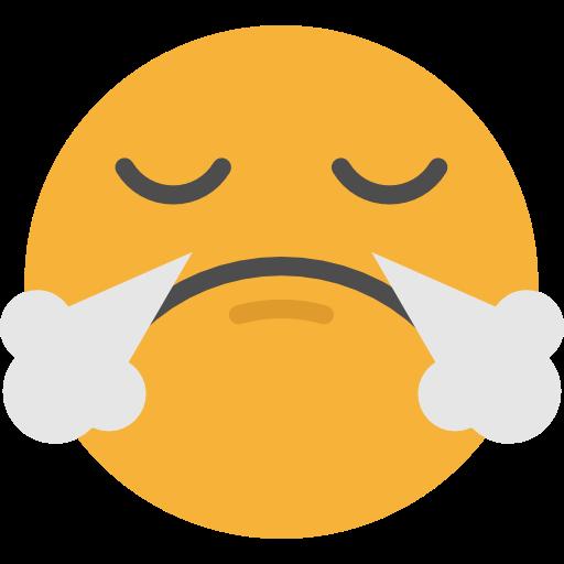 Emoticons, Emoji, Feelings, Smileys, Angry Icon