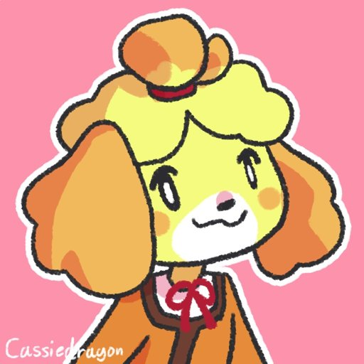Isabelle Icon Animal Crossing Amino