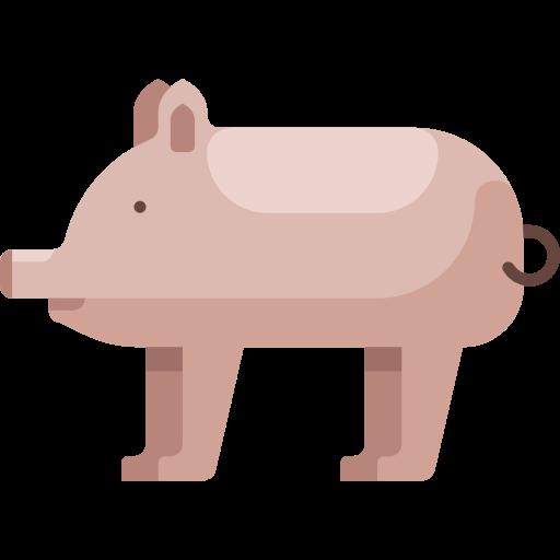 Animals, Pig, Animal, Farm, Animal Kingdom, Wild Life Icon