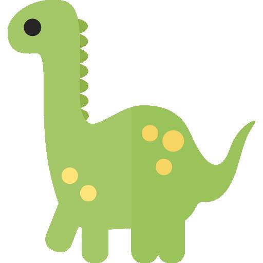 Diplodocus, Herbivore, Extinct, Wild Life, Dinosaur, Animals Icon