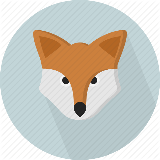 Animal Fox Icon Png